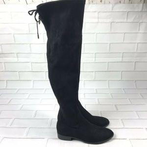Ivanka knee high boots, rarely worn 10